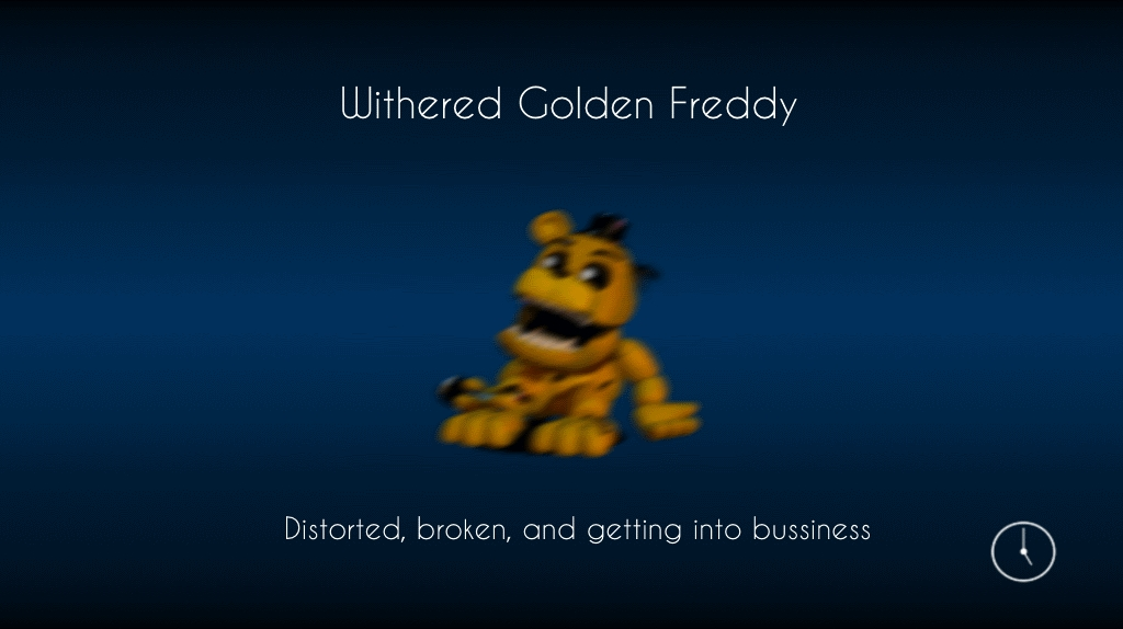 Pictures of Fnaf Withered Golden Freddy - #rock-cafe