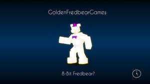 GoldenFredbearGames Loading Screen (FNAF World)