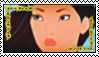 Princess Stamp - Pocahontas by FlyingPrincess