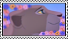 Nala Stamp (Request) by FlyingPrincess