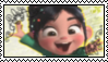 Princess Stamp - Vanellope by FlyingPrincess