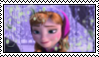 Princess Stamp - Anna by FlyingPrincess