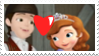 Prince Hugo X Princess Sofia Stamp by FlyingPrincess