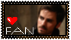 Once Upon A Time Stamp: Captain Hook/Killian Jones by FlyingPrincess