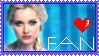 Once Upon A Time Stamp: Elsa by FlyingPrincess