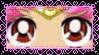 Sailor Moon Stamp - Chibi-Moon by FlyingPrincess