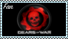 Gears of War - Request Stamp by FlyingPrincess