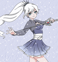 Weiss Schnee by FlyingPrincess