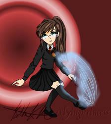 Harry Potter OC 4 - Collab