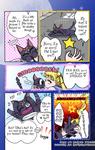 Sailor Moon - Act 1, Usagi: Page 2 by FlyingPrincess