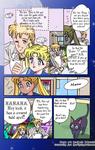 Sailor Moon - Act 1, Usagi: Page 13 by FlyingPrincess
