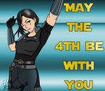 May the 4th Be With You - 2021 by FlyingPrincess