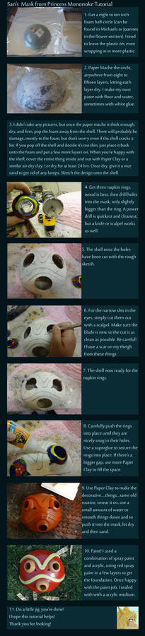San Mask Tutorial