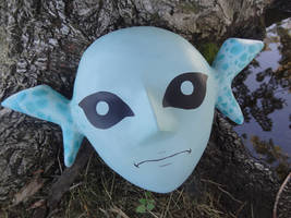 Zora Mask by meanlilkitty
