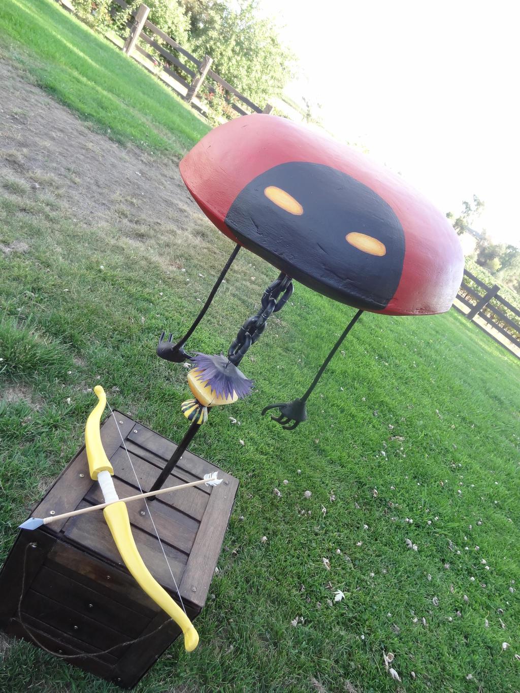 Alien Balloon And Romani Bow By Meanlilkitty On Deviantart