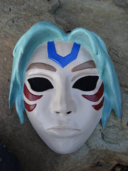 Fierce Deity Mask 3DS Version