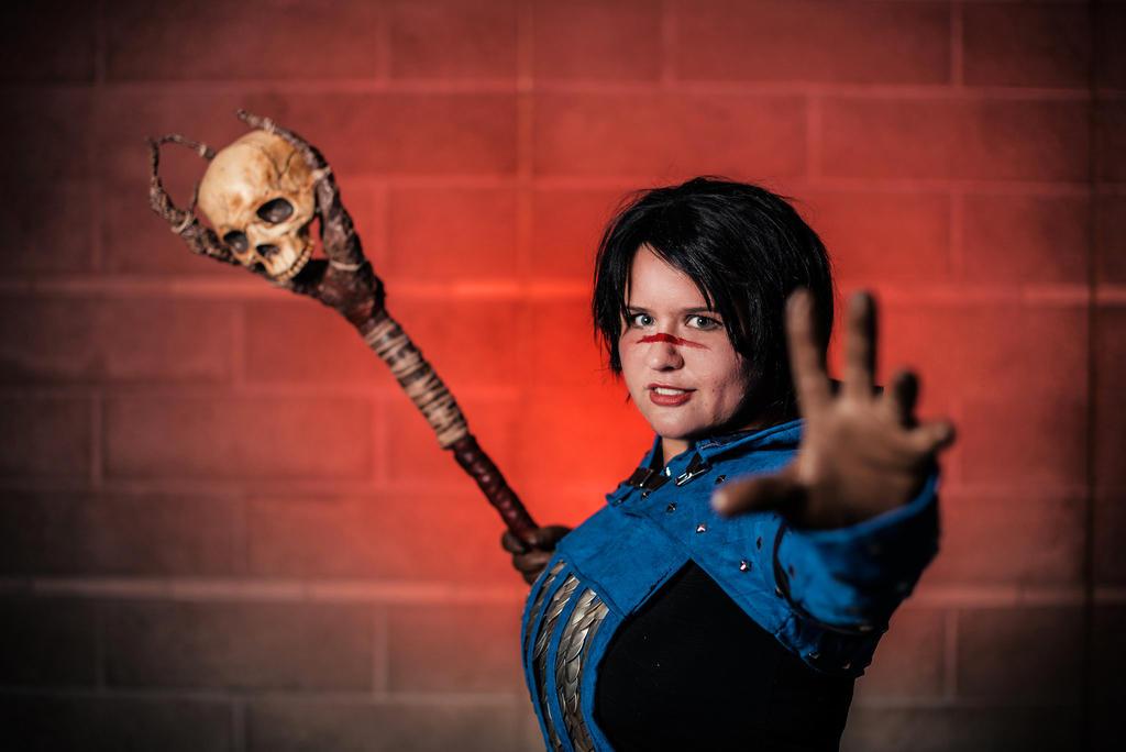 Warden Hawke 2 by meanlilkitty