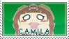 Camila Stamp by GabyandJova