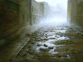 Rain by lukpazera