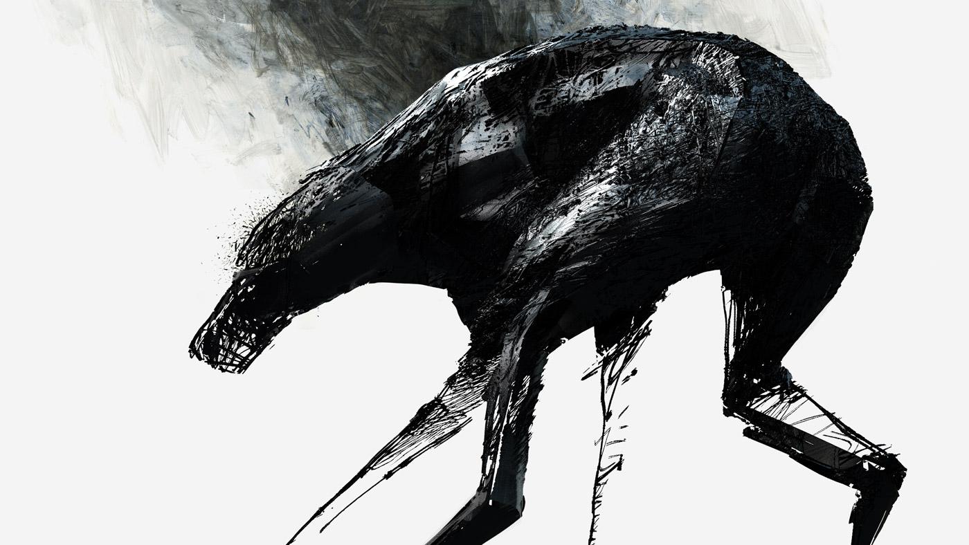 Dog of Zone VII by lukpazera