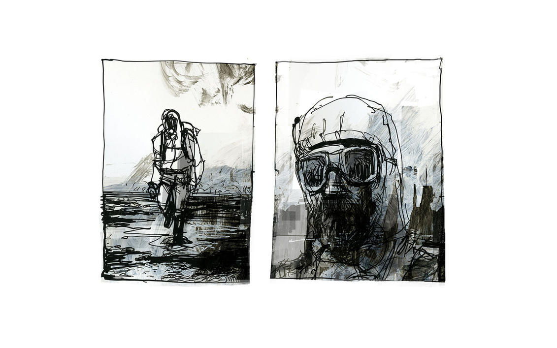 Stalker Sequence 1 by lukpazera