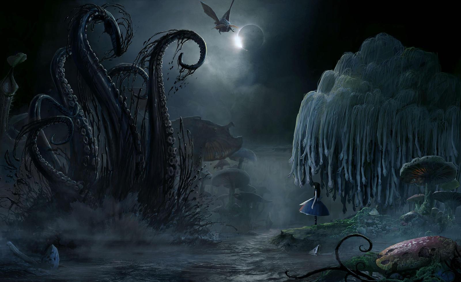Alice: Madness Returns (II) by lukpazera