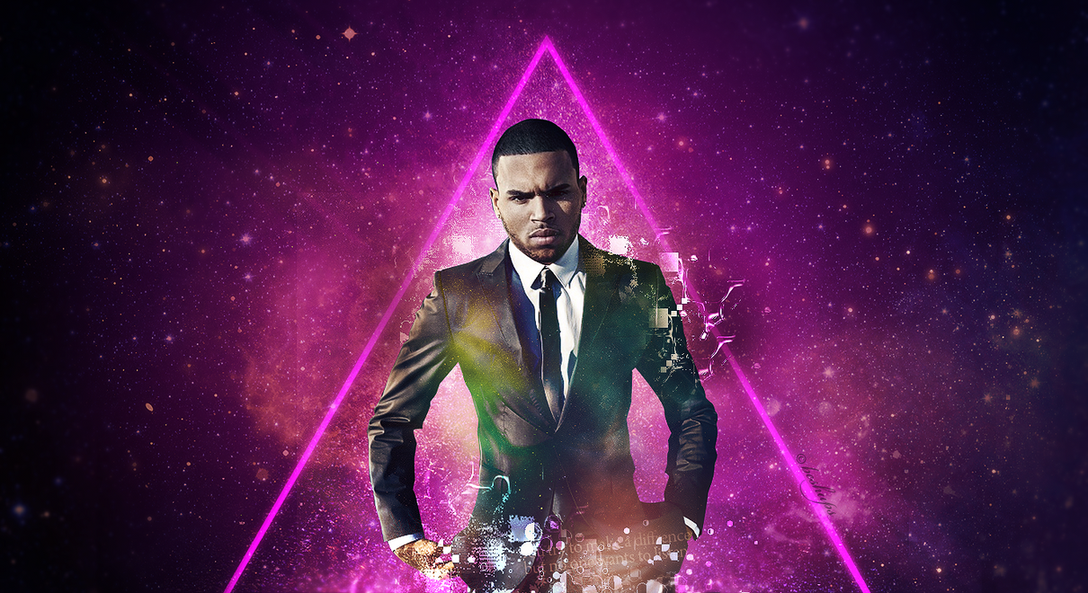 Chris Brown Wallpaper By BeShups