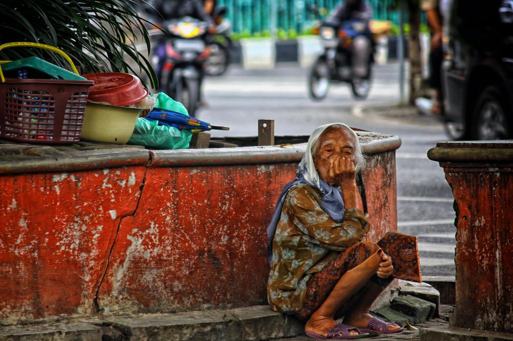 Exhausted by Pradonogunawan