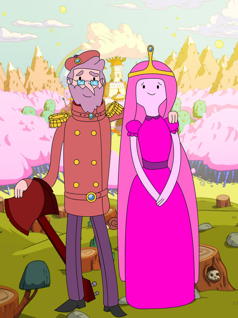 Adventure Time Jay And Bonnie Gumbald and Bon...