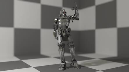 Cylon Soldier