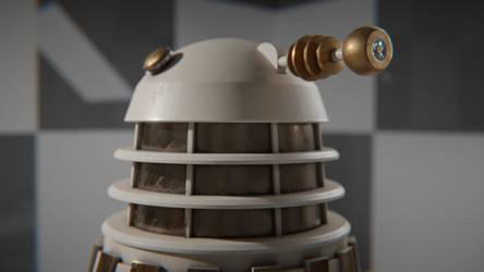 Imperial Dalek Closeup