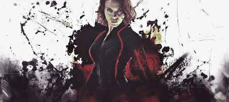black widow by LordEdwardsss