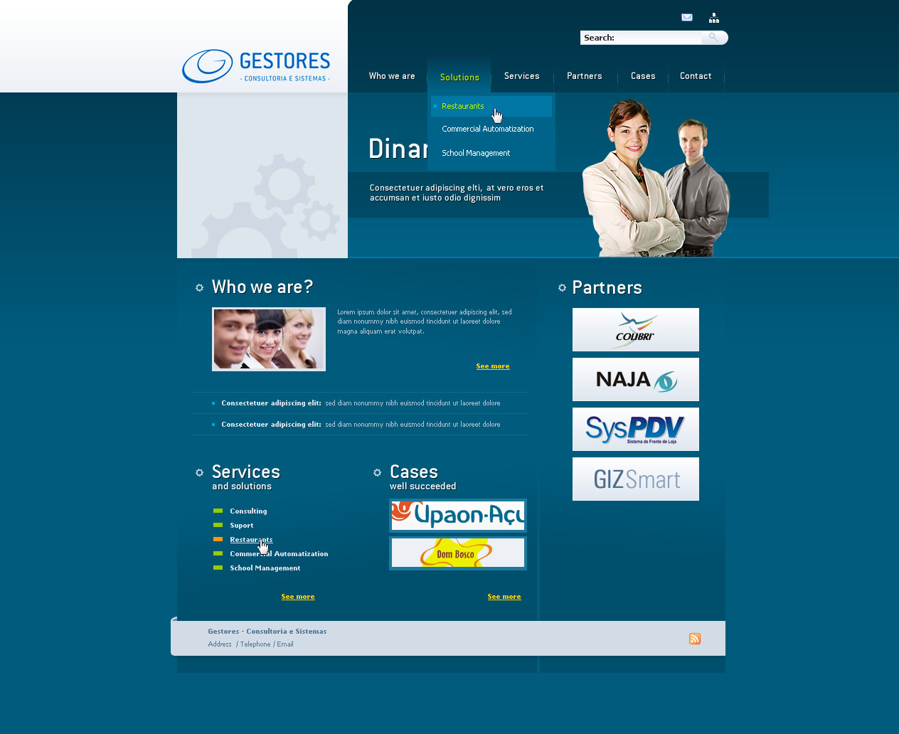 Gestores Consultings by vortiss