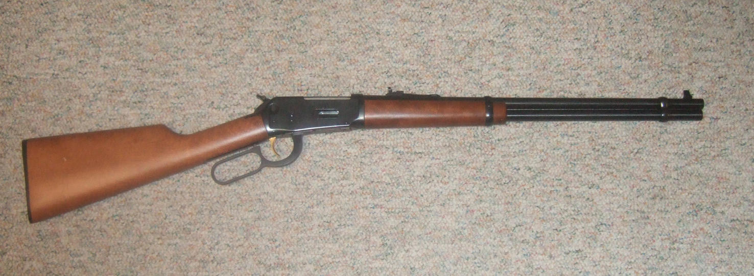 30 30 winchester 94 carbine by stopsigndrawer81