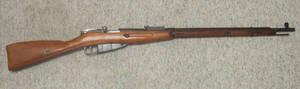 Mosin-Nagant M91/30 Right Side