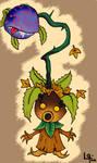 Zelda OC: Hazel and Lily by LqLuk