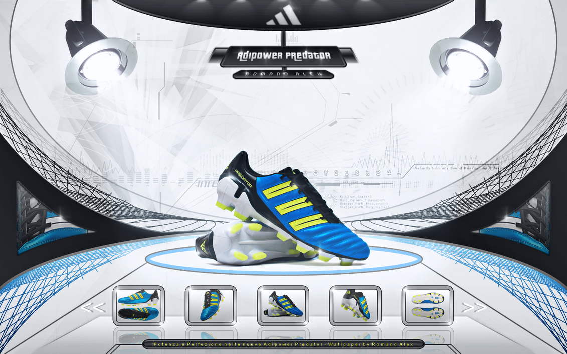 Adidas adiPower Predator HD Wallpaper > Adidas Wallpaper 1280 x 800 HD