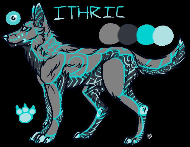 Ithric by StarWolfen7