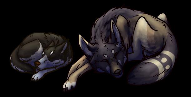 Sleepy Sleppy by StarWolfen7