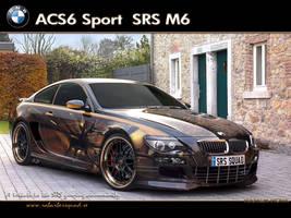 BMW SRS M6 by cazzanova