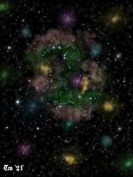 Galaxy Star Crunch