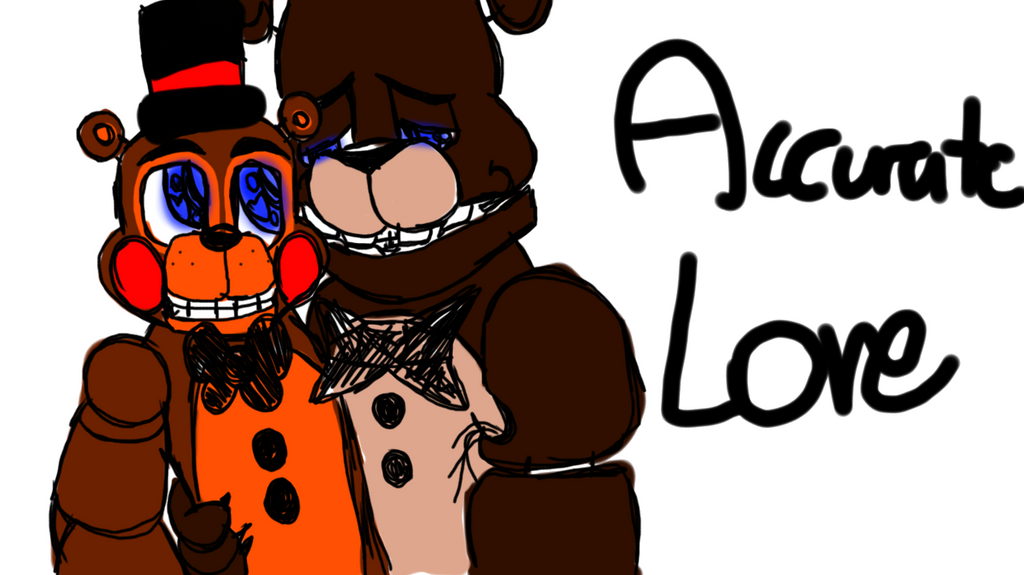 Withered Freddy Drawing