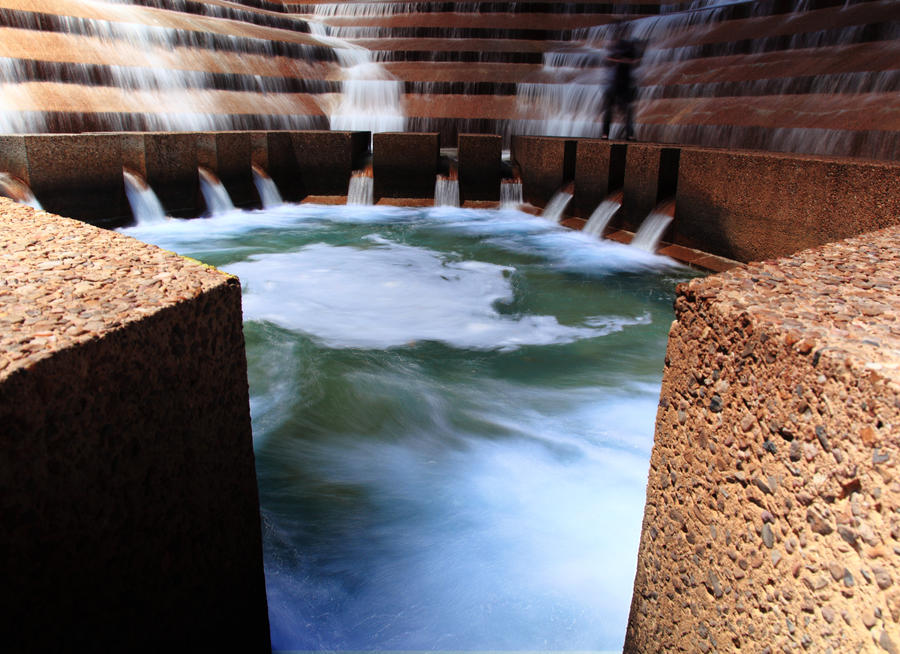 Fort Worth Water Gardens 6 By Pdjms1 On Deviantart