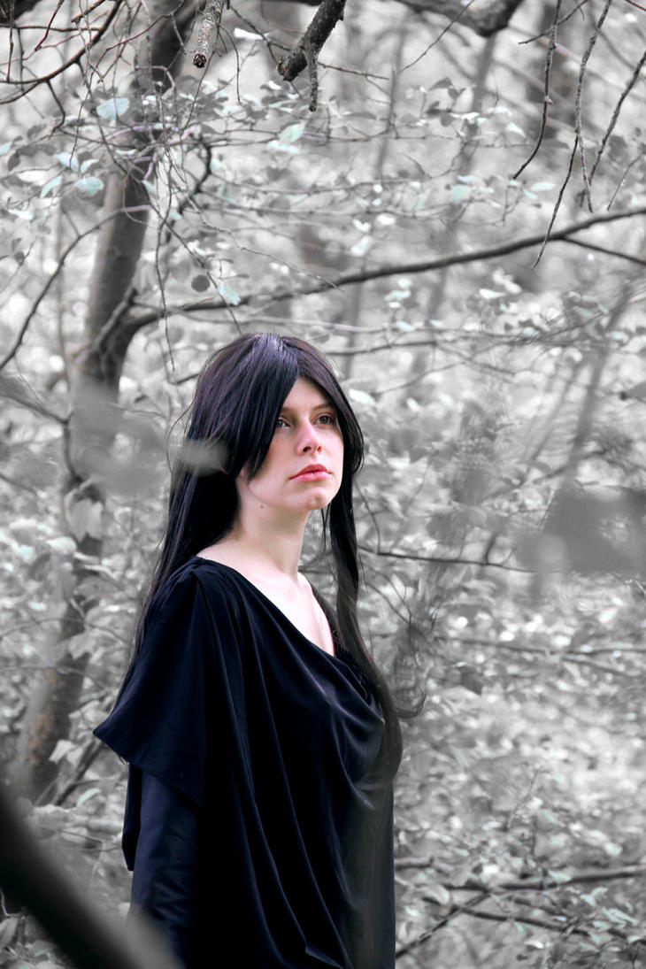 Nienna The Mourning Valie by Sennecion