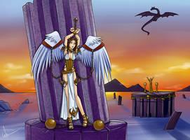 Socorro, Angel of Sorrow by SozokuReed