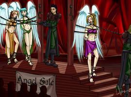 Angels 4 Sale by SozokuReed