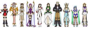 Heavensystem Character Pack 1