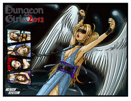 Dungeon Girls 2012 Calendar by SozokuReed