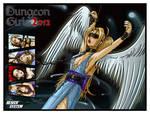 Dungeon Girls 2012 Calendar