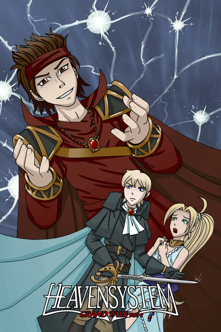 Heavensystem Grand Tale Cover